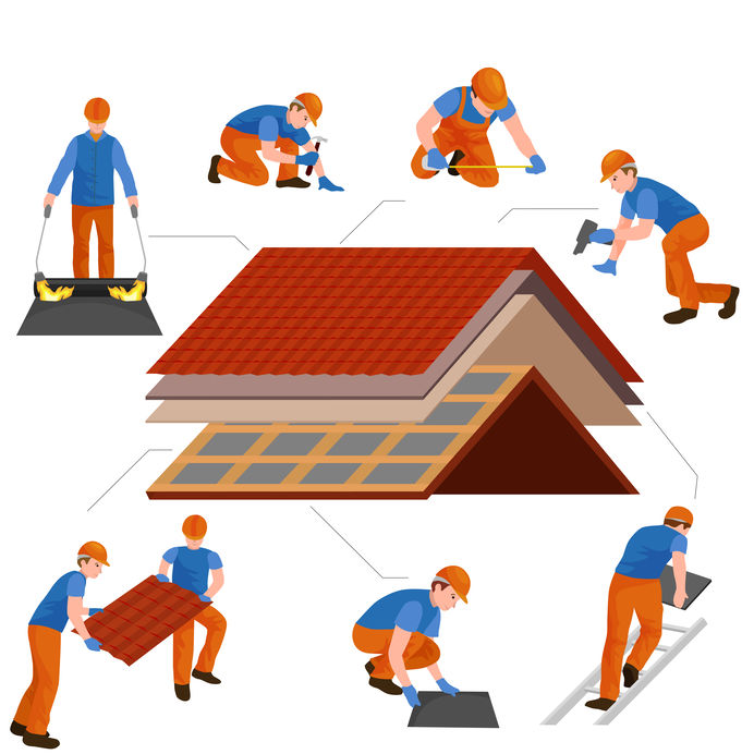 Thornton roof repair